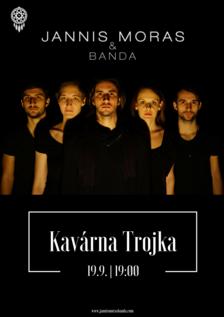 Jannis Moras & Banda - Open Air Concert