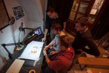 Kurzy animace pro dospělé v Muzeu Karla Zemana