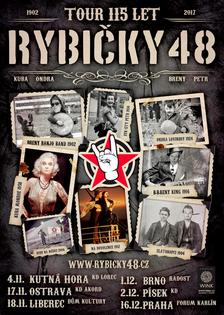 Rybičky 48 oslaví 15 let své existence ve velkém stylu - Liberec