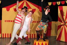 Cirkusácká pohádka - Divadlo Alfa