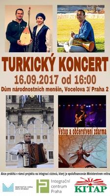 Turkický koncert