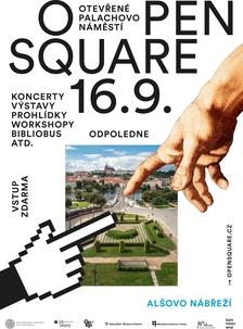 Open Square – Zažít město jinak
