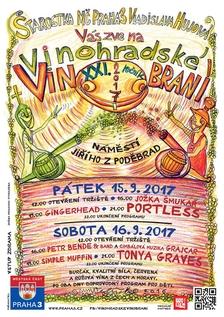 Vinohradské vinobraní 2017