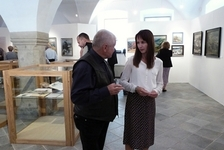 Komentovaná prohlídka výstavy Bobeš Svoboda – malíř hadcové stepi