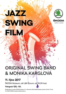 JAZZ A SWING VE FILMU | ORIGINAL SWING BAND & MONIKA KARGLOVÁ