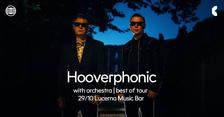Hooverphonic zahrají v LMB největší hity za doprovodu orchestru