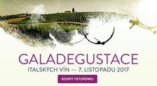 Galadegustace italských vín VinoDoc