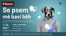 Charitativní běžecký závod Fitmin Se psem mě baví běh