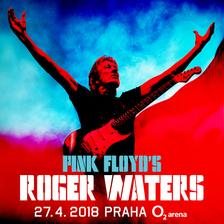 ROGER WATERS -  turné Us + Them v O2 arena Praha