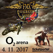 FMX Gladiator Games opět v O2 areně