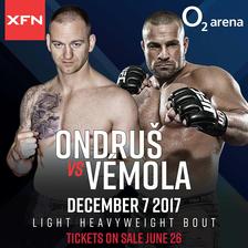 XFN 6 - MMA v O2 areně