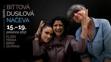 Exkluzivní spojení tří div české hudby. Bittová, Dusilová a Načeva na jednom pódiu - SPOLU v Plzni