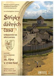Střípky dávných časů - středověk na Břeclavsku