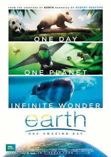 Earth: Den na zázračné planetě  - dabing