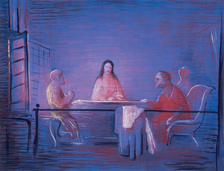 """""""V oplatce jsi všecek tajně"""". Podoby eucharistického Krista ve vizuální kultuře"""