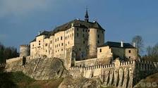 Svatomartinské prohlídky hradu Šternberk