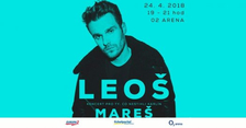 Koncert pro ty, co nestihli Karlín - Leoš Mareš v O2 areně