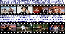 Slavné filmové a muzikálové melodie 3