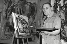 Muž s hořící hřívou. Emil Filla a surrealismus… - Museum Kampa