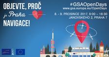 Dny otevřených dveří GSA. Objevte, proč je Praha srdcem navigace!