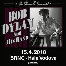 BOB DYLAN v Brně