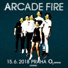ARCADE FIRE v O2 arena Praha