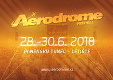 Aerodrome Festival se promění v třídenní multižánrovou přehlídku zahraničních hvězd! Macklemore, Nine Inch Nails, Wiz Khalifa, Limp Bizkit, Stone Sour, Parkway Drive, Bullet for My Valentine, Hollywood Undead a mnoho dalších!