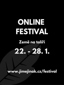 Online festival dokumentárních filmů o jídle Země na talíři