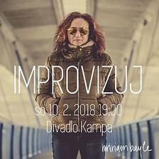 IMPROVIZUJ - Divadlo Kampa