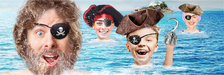 Jarní prázdniny v Aqualandu Moravia: Připraven je pirátský program i dva nové horké bazény