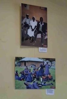 Výstava fotografií Afrika očima dětí