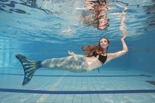 Jarní prázdniny v kůži Mořské panny a Poseidona.  Neuvěřitelný zážitek pro dívky i chlapce a vstup jen za kačku v Aquapalace Praha