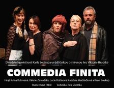 COMMEDIA FINITA - Divadlo F. X. Šaldy v Liberci