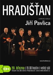 Hradišťan & Jiří Pavlica zahrají v březnu ve Vsetíně