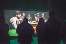 Komentovaná prohlídka výstavy Domestic Arenas
