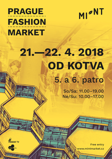 MINT: Prague Fashion Market zakotví v OD Kotva