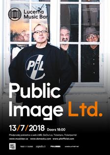 Legendární Public Image Ltd. v létě odehrají svůj premiérový koncert v Praze