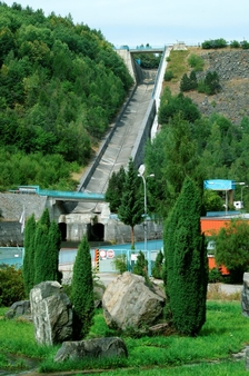 Navštivte Vodní elektrárnu Dalešice