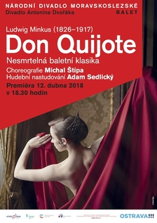 DON QUIJOTE - Divadlo Antonína dvořáka