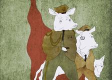 Panská farma - Divadlo Alfa