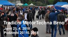Tradiční MotorTechna - Výstaviště Brno