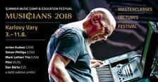 Mezinárodní hudební festival MUSICIANS 2018