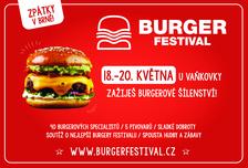 BURGER FESTIVAL BRNO 2018