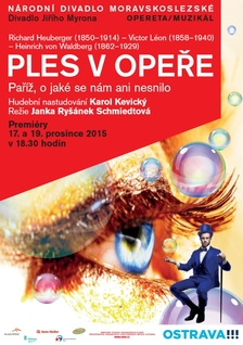 PLES V OPEŘE - Divadlo Antonína dvořáka