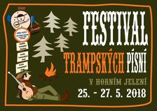 43. Festival trampské písně v Horním Jelení