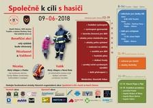 Společně k cíli s hasiči