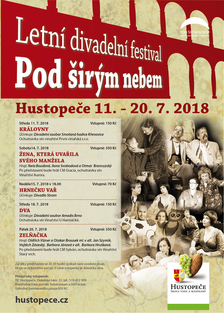 Divadelní festival Pod širým nebem