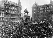 """Komentovaná prohlídka výstavy """"Praha 1848 – 1918"""""""