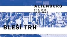 Bleší trh - Altenburg 1964