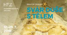 EMILIO DE' CAVAELIERI - SVÁR DUŠE S TĚLEM v rámci Hudebního festivalu Znojmo